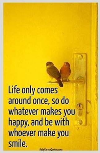 Life Is For Joy